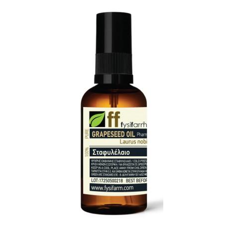 Grape Seed Oil (Vitis vinifera)