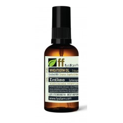WHEAT GERM OIL(Triticum vulgare) ENRICHED with Cinnamon, Grapefruit and Neroli
