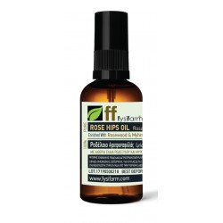ROSE HIPS OIL(Rosa canina) ENRICHED with Rosewood and Myrrh