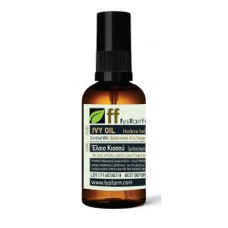 IVY OIL (Hedera helix) ENRICHED with Oregano, Geranium and Algae Oil