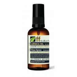ARNICA OIL (Arnica montana) ENRICHED with Wintergreen and Marjoram