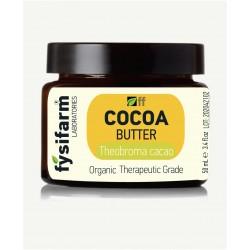 COCOA BUTTER  (Theobroma cacao)