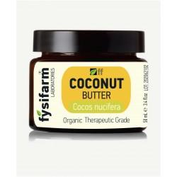 COCONUT BUTTER  (Cocos nucifera)